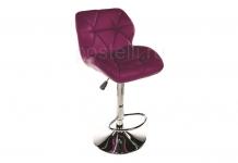 Барный стул Trio фиолетовый (Арт. 1393)