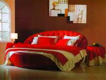 Круглая кровать Letto Rotondo 08