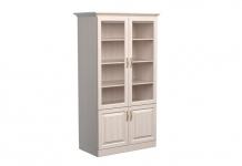 Шкаф-библиотека Эдем 2х створчатый
