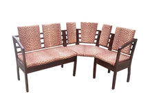 Угловой диван для кухни Соверен Шале