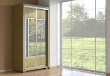 Шкаф-купе 2-х дверный Orma Soft 2 зеркала